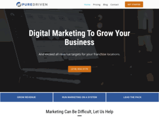 puredriven.com screenshot