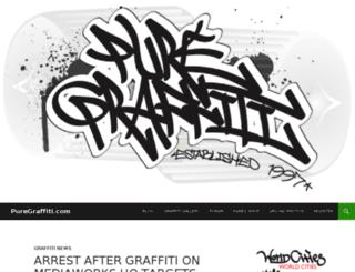 puregraffiti.com screenshot