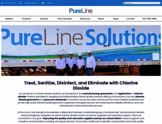 pureline.com screenshot
