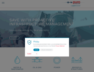 puretechltd.com screenshot
