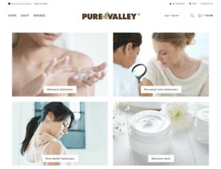 purevalley.com screenshot