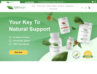 purkratom.com screenshot