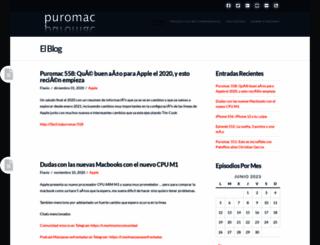 puromac.com screenshot