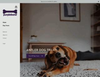 purplebone.com screenshot
