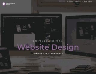 purpledotmedia.com screenshot