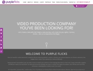 purpleflicks.com screenshot