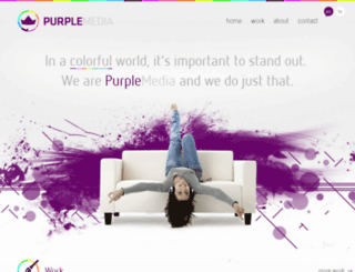 purplemedia.hr screenshot