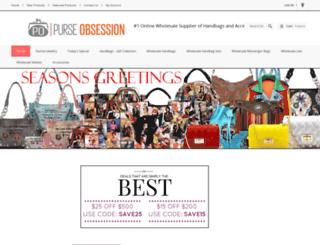 purse-obsession.com screenshot