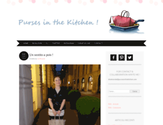 pursesinthekitchen.wordpress.com screenshot