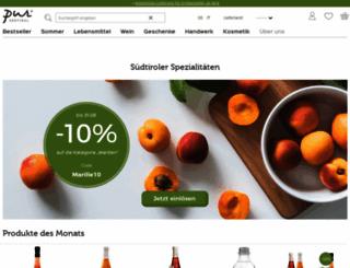 pursuedtirol.com screenshot