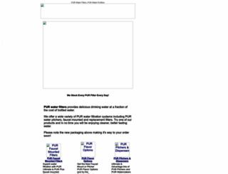 purwaterfilter.com screenshot