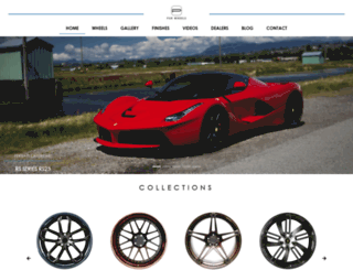 purwheels.com screenshot