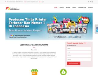 pusattinta.com screenshot