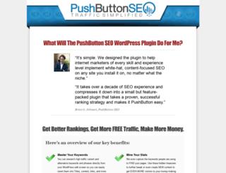 pushbuttonseo.com screenshot