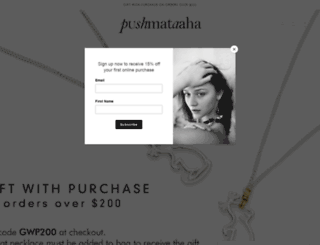 pushmataaha.com screenshot
