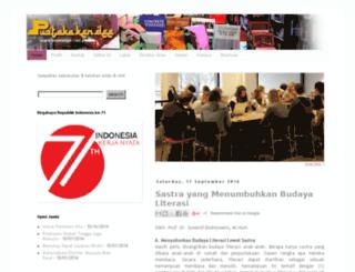 pustakakendee.net screenshot