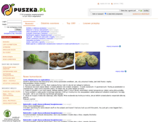 puszka.pl screenshot