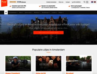 puuramsterdam.nl screenshot