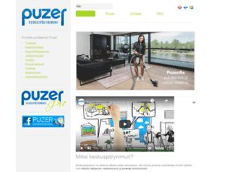puzer.fi screenshot