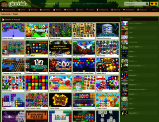 puzzle-altro.giochixl.it screenshot