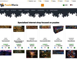 puzzle-art.eu screenshot