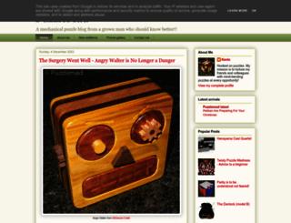 puzzlemad.co.uk screenshot