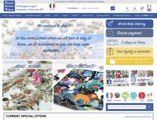 puzzles-et-jeux.com screenshot