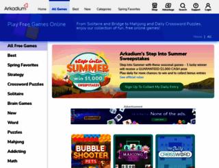 puzzles.al.com screenshot