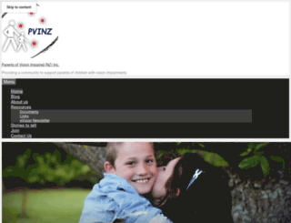 pvi.org.nz screenshot
