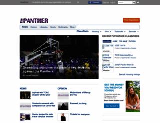 pvpanther.com screenshot