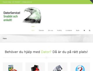 pvsdata.se screenshot