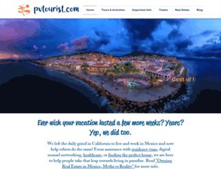 pvtourist.com screenshot