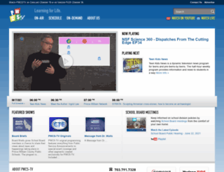 pwcstv.com screenshot