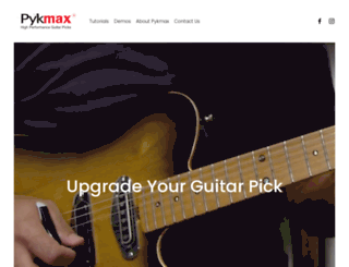 pykmax.com screenshot