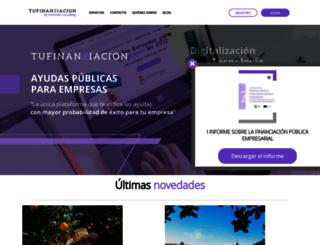 pymefinance.es screenshot