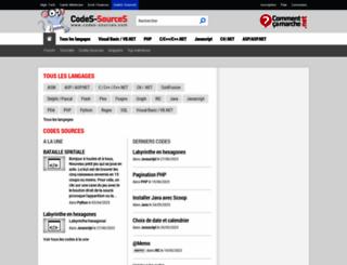 pythonfrance.com screenshot