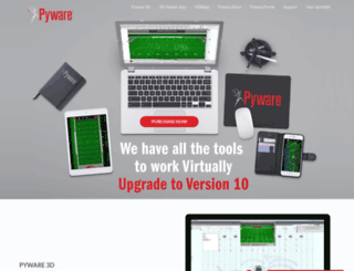 pyware.com screenshot