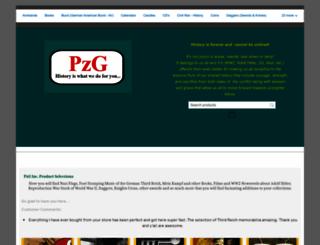 pzg.biz screenshot