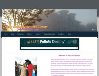 qaelibrary.org screenshot