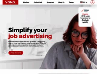 qandidate.com screenshot