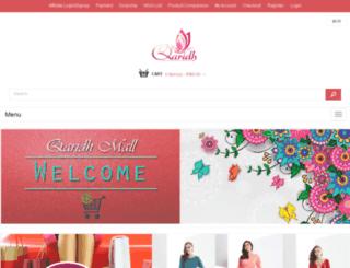 qaridh.com screenshot