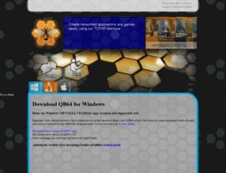 qb64.net screenshot