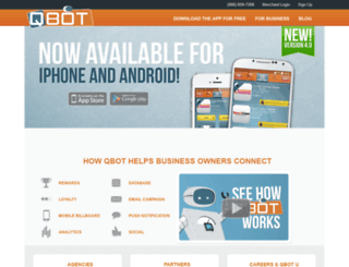 qbot.com screenshot