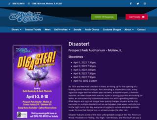 qcmusicguild.com screenshot