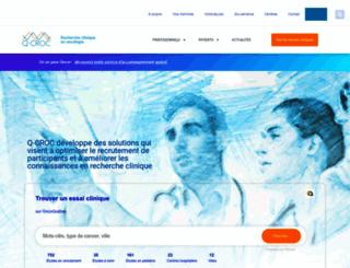 qcroc.ca screenshot