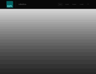 qdrobotics.com screenshot