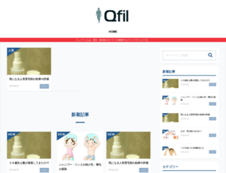 qfilme.com screenshot