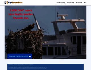 qfxsoftware.com screenshot