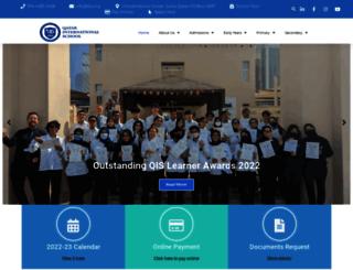 qis.org screenshot