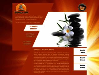 qishield.com screenshot